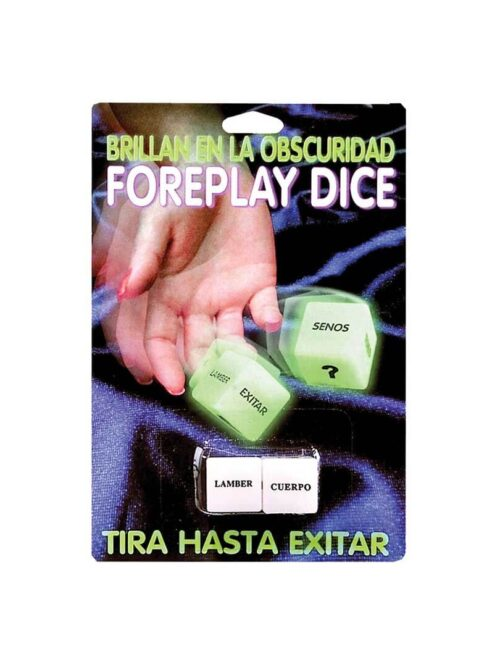 Erotic Foreplay Dice